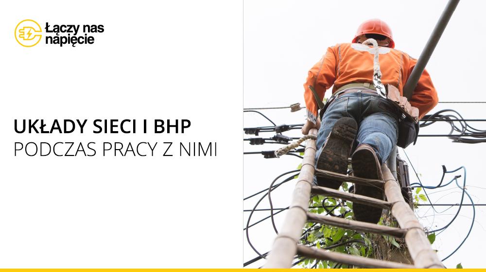 Bezpieczeństwa i higieny pracy elektryka – Infografika