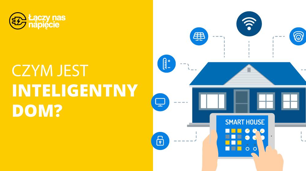 Inteligentny dom – jaki osprzęt elektroinstalacyjny wybrać? Infografika